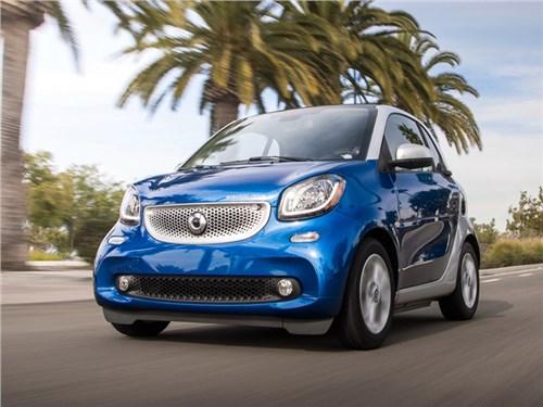 Новость про Smart - smart Electric Drive
