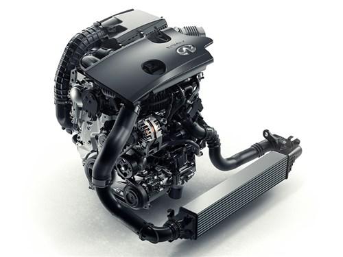 Infiniti представила новый двигатель с переменной степенью сжатия
