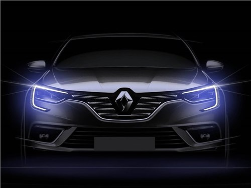Новость про Renault Megane - Renault представил спортивную версию универсала Megane