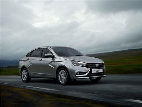 АвтоВАЗ объявляет о начале продаж седана Vesta в ФРГ