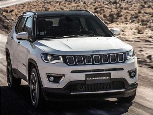 Представлен новый Jeep Compass