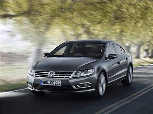 Новость про Volkswagen - Volkswagen прекращает серийное производство купе CC