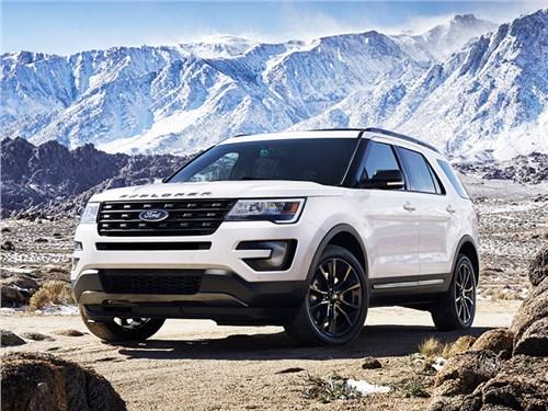Новость про Ford - У Ford Explorer рвётся там, где тонко