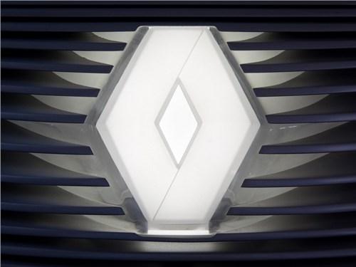 Объем продаж Renault в октябре вырос на 1,8 процента