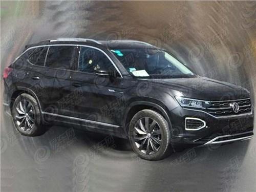 Новость про Volkswagen - Volkswagen Tayron
