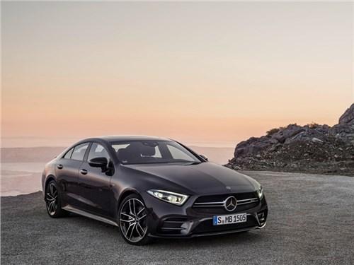 Новый Mercedes-Benz CLS подорожал почти на миллион