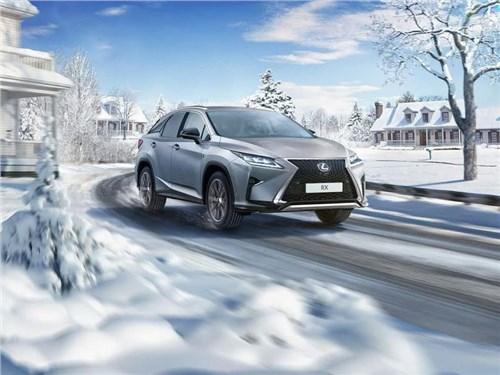 Российские продажи Lexus в 2016 году выросли почти на 20 процентов