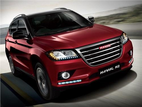 Продажи обновленного Haval H2 в России стартуют в марте
