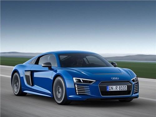 Новость про Audi R8 - Audi полностью остановила производство электрического спорткара R8