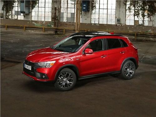 Mitsubishi прекратила продажи кроссовера ASX на российском рынке