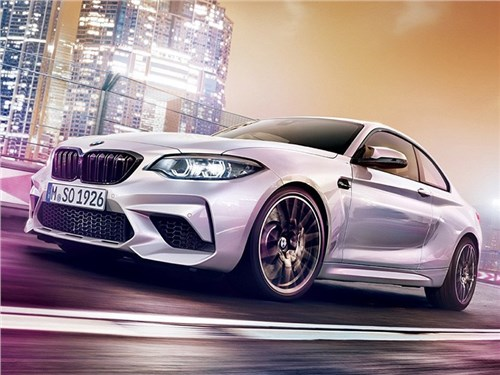 Новость про BMW 2 Series - BMW M2 Competition