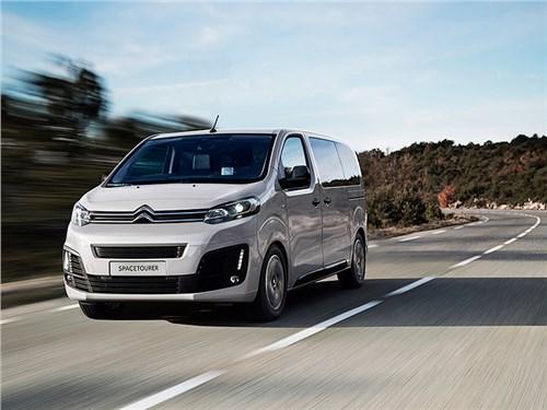 Новость про Peugeot Traveller - В России начали собирать еще две модели Peugeot и Citroen