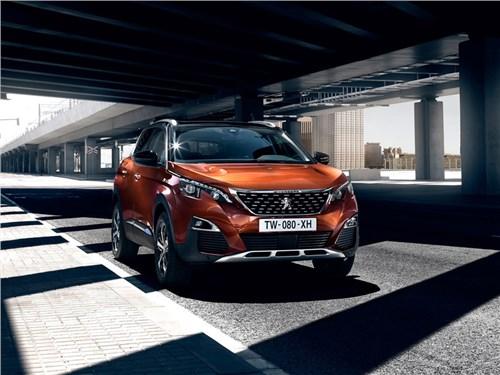 Peugeot рассекретила новый «3008-ой»