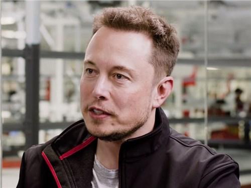 Новость про Tesla Motors - Илон Маск