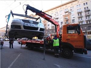 С июня 2013 года эвакуация в Москве будет платной