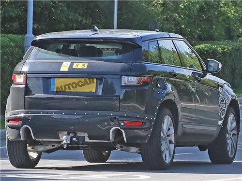 Новость про Land Rover Range Rover Evoque - Range Rover Evoque