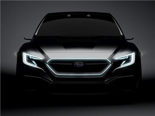Subaru готовит предвестника нового WRX