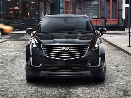 Cadillac XT5 получил высшую оценку безопасности по версии IIHS