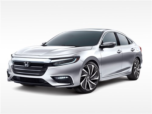Новость про Honda Insight - Honda Insight