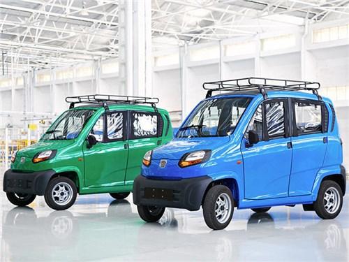 Новость про Bajaj Qute - Самый дешевый автомобиль в мире вышел на российский рынок