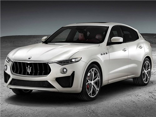 Maserati Levante получил новую версию