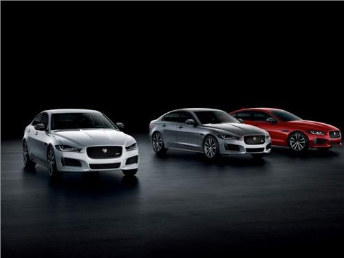 Jaguar XE и XF получили спортивные версии