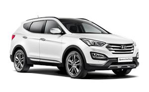Новость про Hyundai Santa Fe - Hyundai объявил начало продаж обновленного Santa Fe