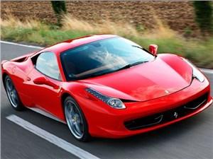 Ferrari представит обновленную версию суперкара Italia M458 весной будущего года
