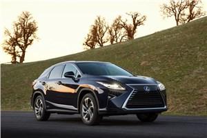 Новость про Lexus RX - Lexus RX нового поколения появится на российском рынке в 2016 году
