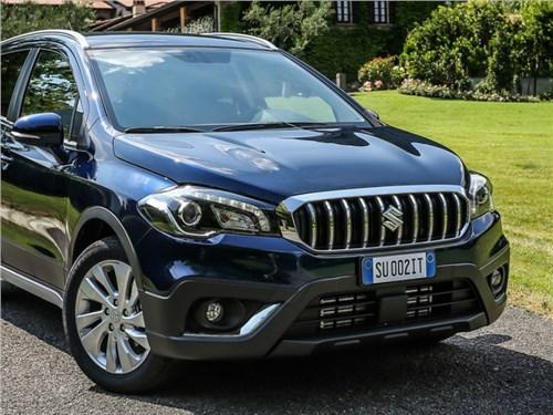 Suzuki объявила дату начала продаж нового SX4 в России