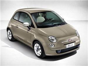 Fiat 500: цветотерапия для любителей ретро