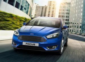 Новый Ford Focus RS получит двигатель из моторной гаммы нового Mustang