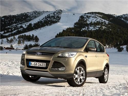 В России обнаружили более 20 тыс. опасных Ford Kuga