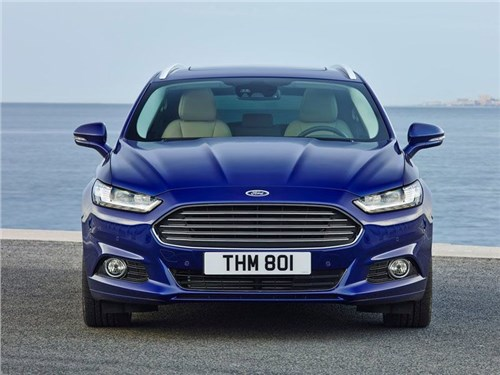 Ford анонсировал преемника Mondeo