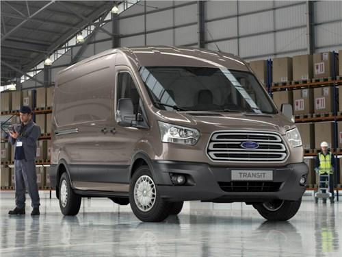 Ford расширил список модификаций своего фургона Transit