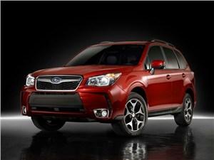 Subaru Forester стал больше снаружи и просторнее внутри