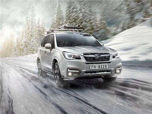 Subaru Forester получил новое оснащение в России