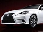 Новое поколение седана Lexus IS выходит на российский рынок