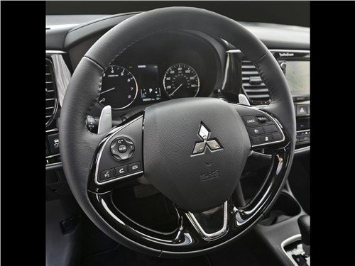 Mitsubishi Outlander 2019 руль
