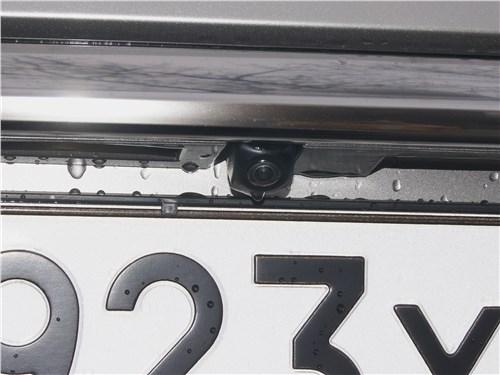 Lexus RX 350 2020 камера заднего вида