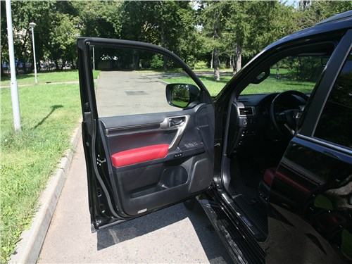 Lexus GX 460 2020 дверь