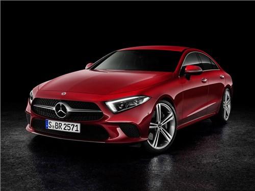 Новость про Mercedes-Benz CLS-Class - Mercedes-Benz CLS350