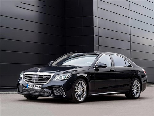 Самые крутые Mercedes-AMG будут гибридными