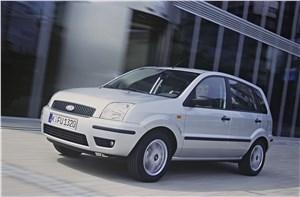 Ford Fusion 2002 статика фото 4