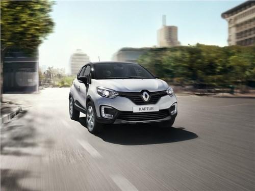 Renault готовится начать экспортные поставки кроссовера Kaptur из России