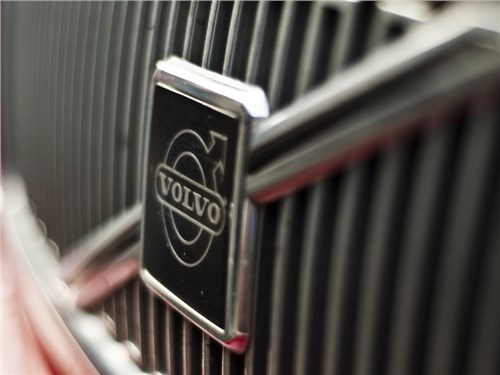 Volvo объявила о начале отзыва своих автомобилей в России
