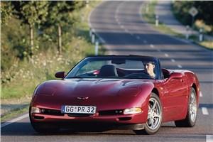 Предпросмотр chevrolet corvette 2001 в кузове кабриолет фото 4