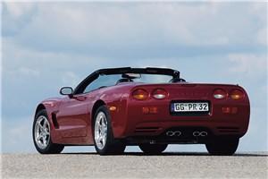 Предпросмотр chevrolet corvette 2001 в кузове кабриолет фото 6