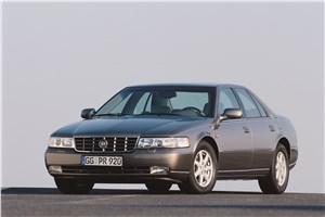 Большая тройка (Cadillac Seville, Chrysler 300M, Lincoln Continental) Seville