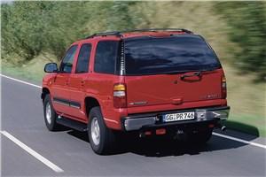 Предпросмотр chevrolet tahoe 2001 динамика фото 2
